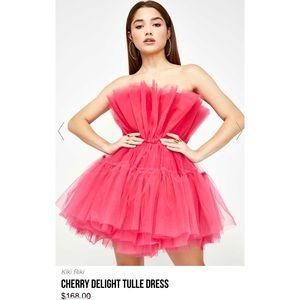 Tulle dress 🌸 Never Worn